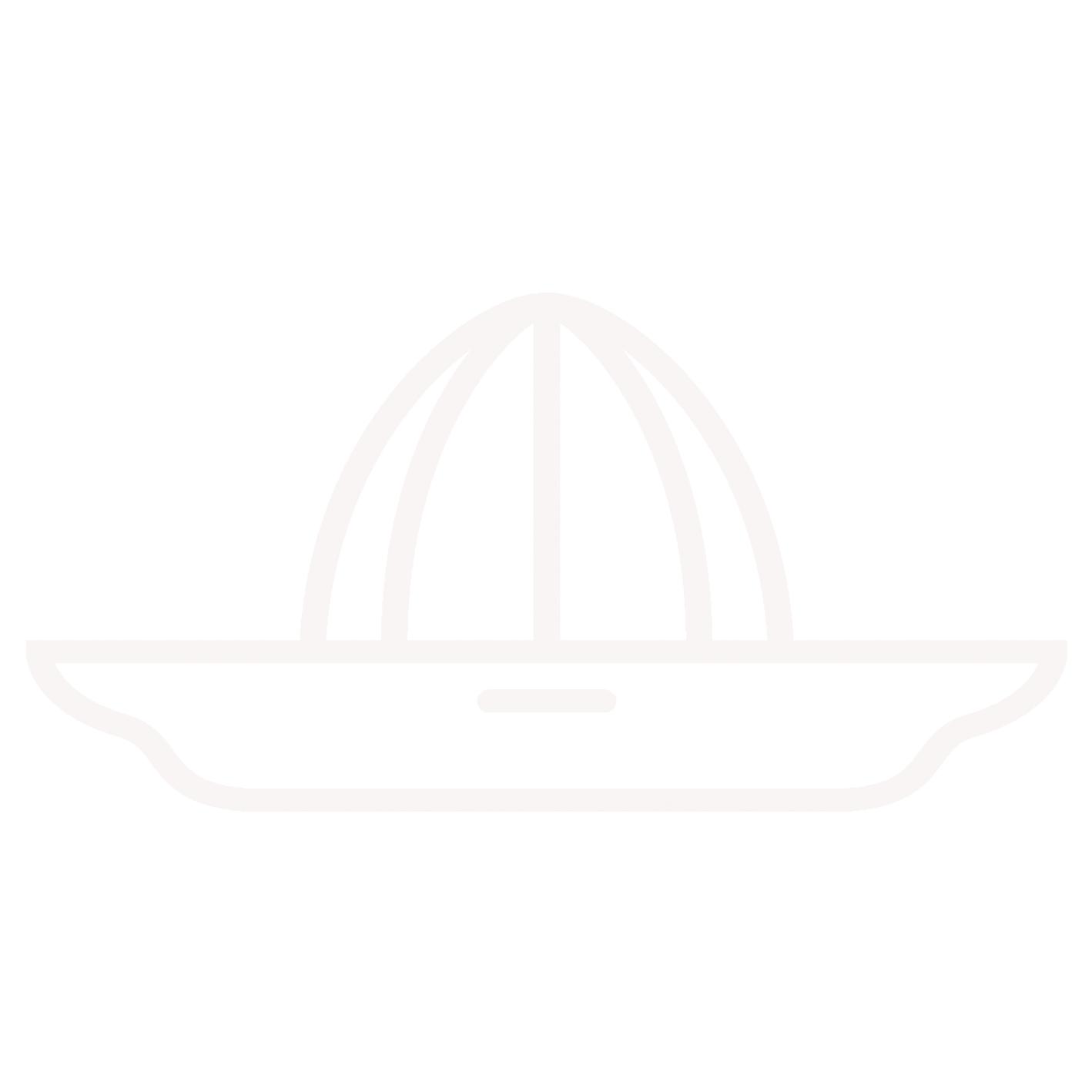Dal set THE KITCHEN, l'icona spremiagrumi BIANCA, creata da Wojciech Zasina [www.be.net/wzasina] e usata su www.cucinodite.it da Giorgio Giorgetti, personal chef Varese Como Milano Lombardia