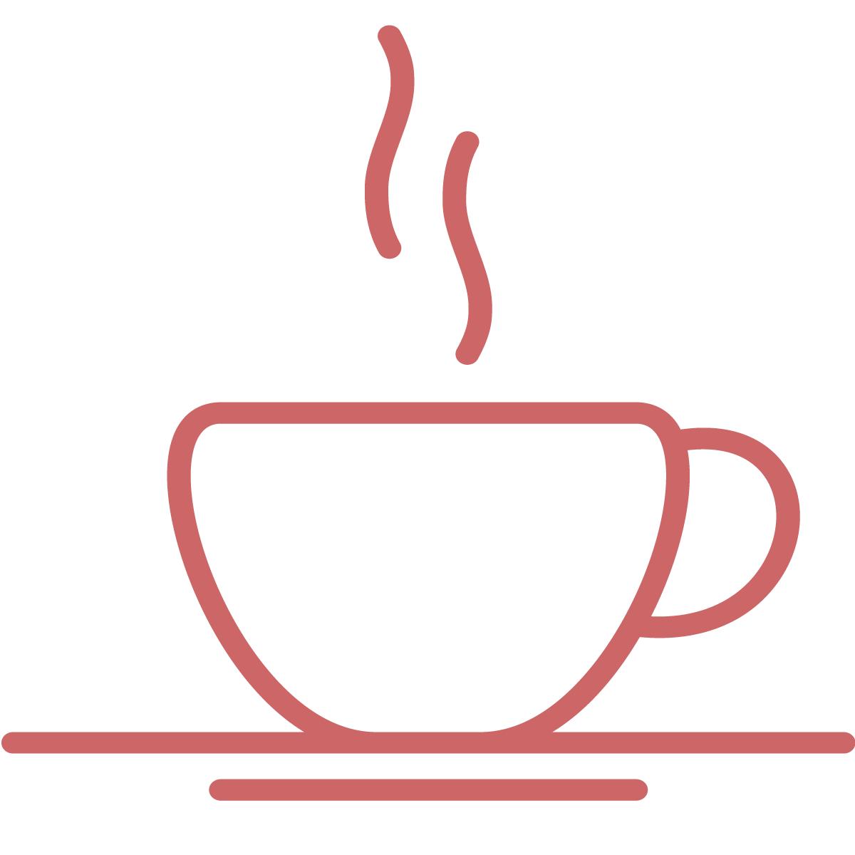 Dal set THE KITCHEN, l'icona tazza caffè ROSSA, creata da Wojciech Zasina [www.be.net/wzasina] e usata su www.cucinodite.it da Giorgio Giorgetti, personal chef Varese Como Milano Lombardia
