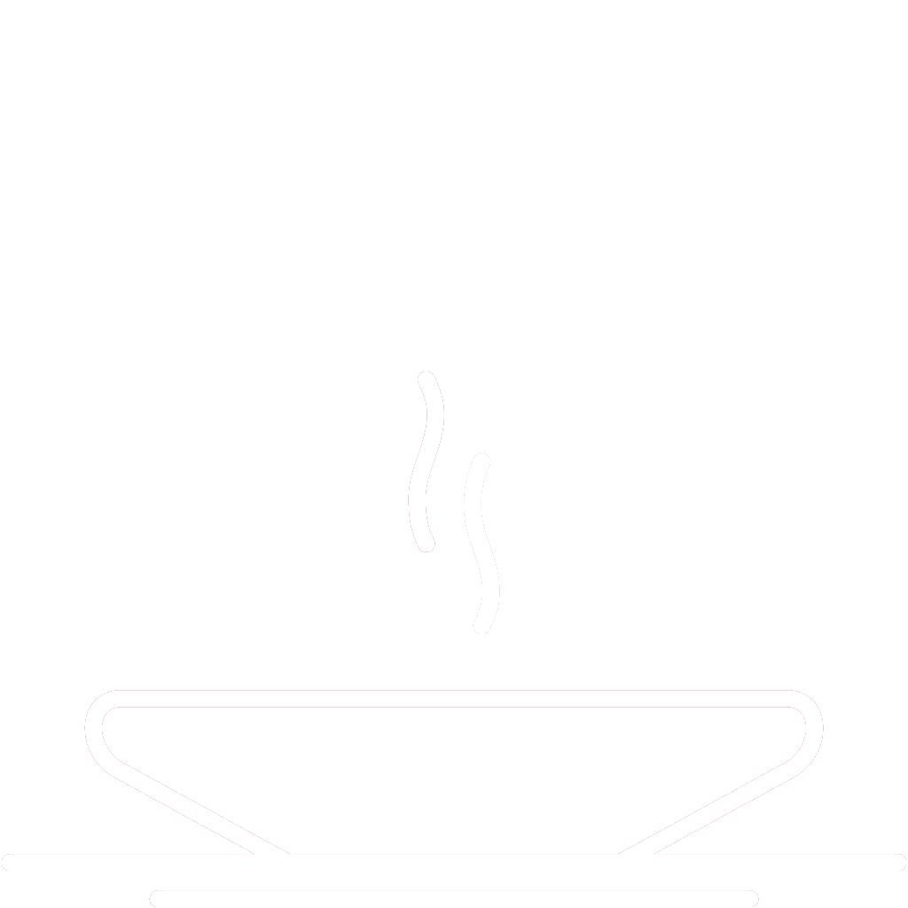 Menù esclusivo. Dal set THE KITCHEN, l'icona piatto ristorante lusso BIANCA, creata da Wojciech Zasina [www.be.net/wzasina] e usata su www.cucinodite.it da Giorgio Giorgetti, personal chef Varese Como Milano Lombardia