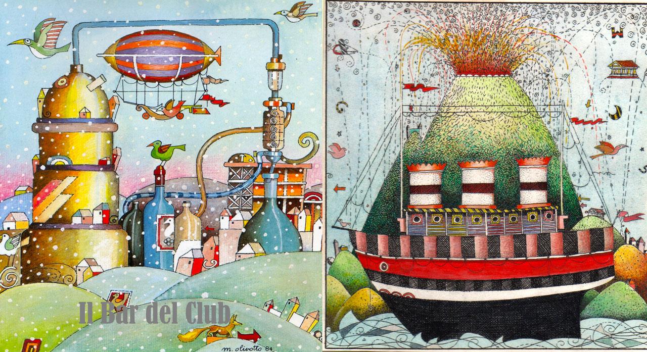 """eaec8fc342288 illustrazioni originali dal catalogo del Club delle Fattorie. """""""