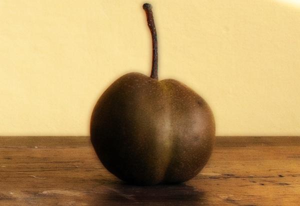 La pera è come un culo