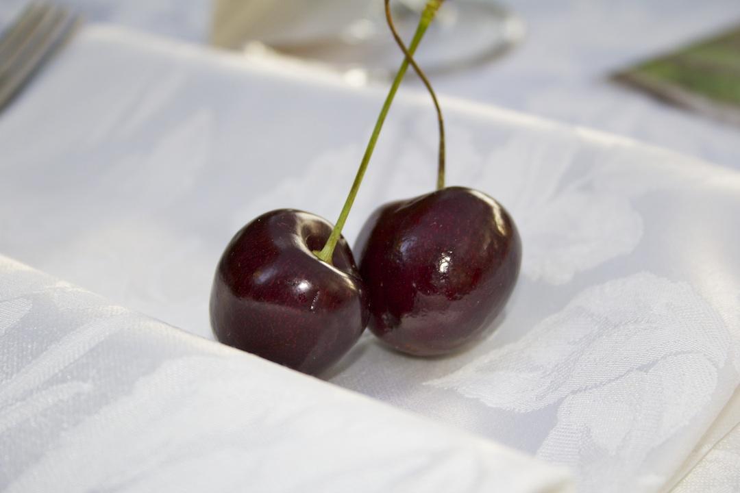 ciliegie di Vignola, foto scattata da Giorgio Giorgetti, personal chef a Varese