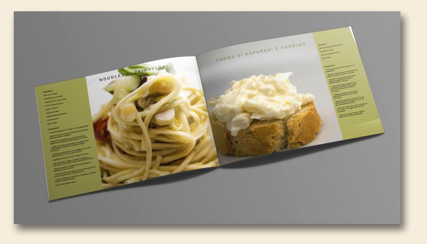 ricettario asparago di Cantello - Giorgio Giorgetti, personal chef, cuoco a domicilio, scuola cucina Varese, Como, Canton Ticino.