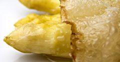 asparagi di Cantello e lardo di Colonnata - Cucino di te