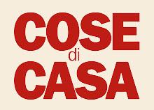 Cose di Casa logo rivista partecipazione Cucino di Te Giorgio Giorgetti