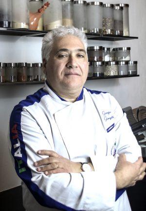 Giorgio Giorgetti chef a domicilio professional personal chef cucino di te Varese Milano Como