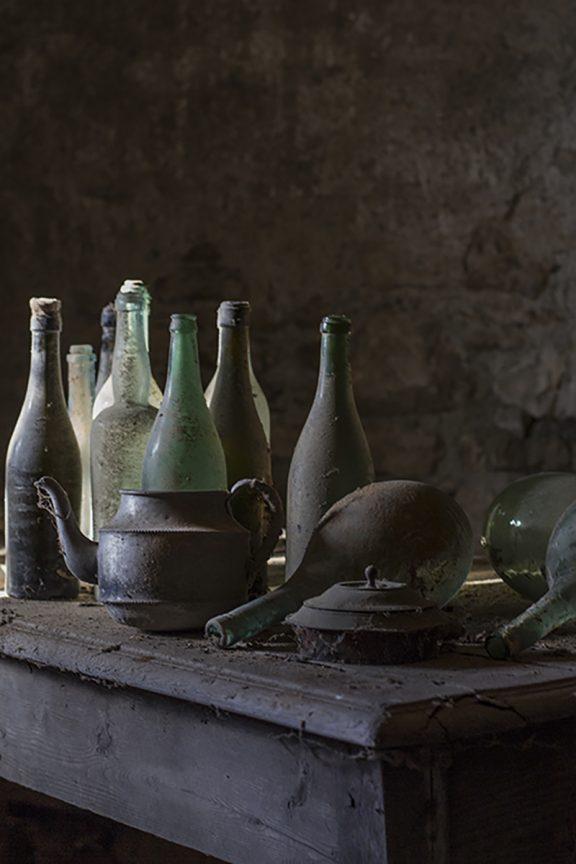 Foto_Bottiglie_Vintage Sonia Paladini da Cucino di Te