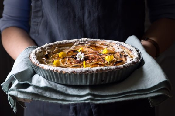 ricetta-torta-di-mele-cannella Sonia Paladini su Cucino di Te