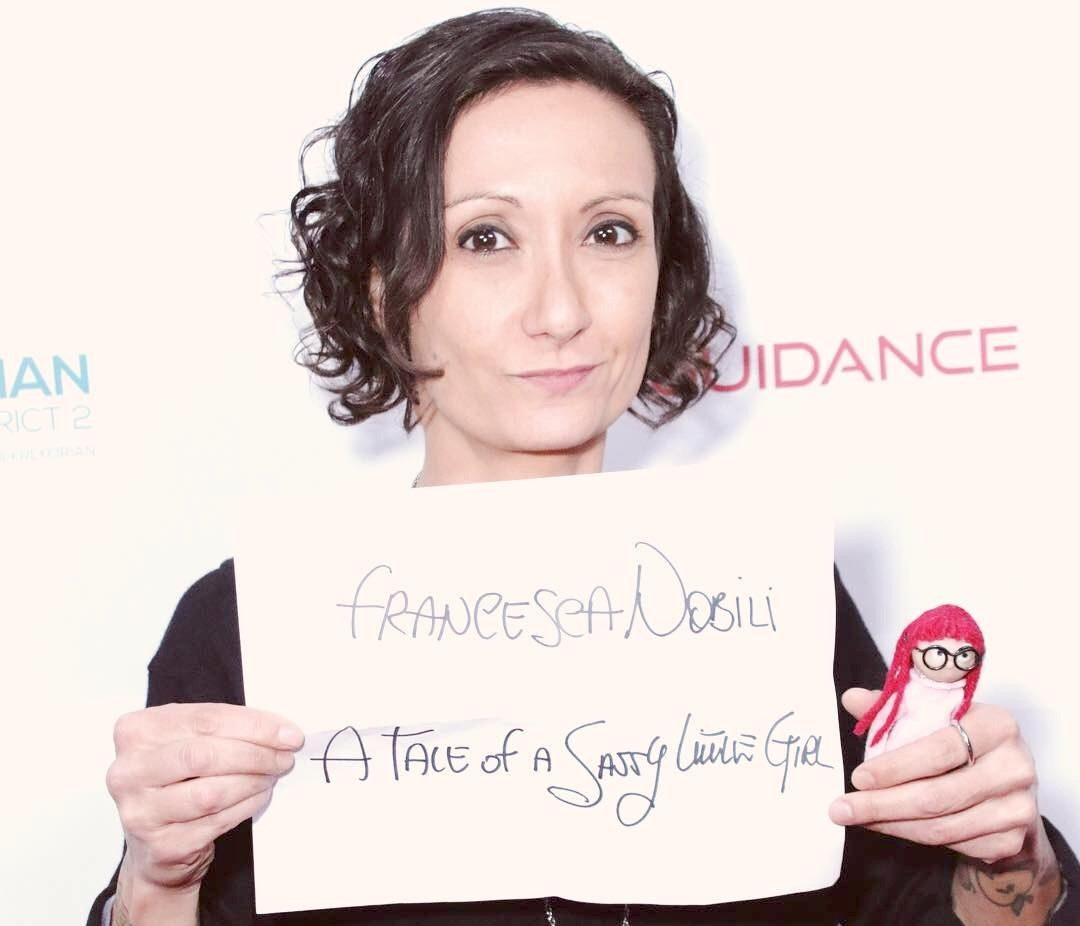 Francesca Nobili - sapori & pupazzi