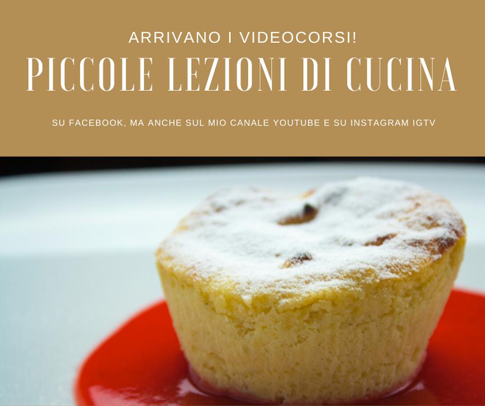 Scuola di cucina: video gratis per tutti!